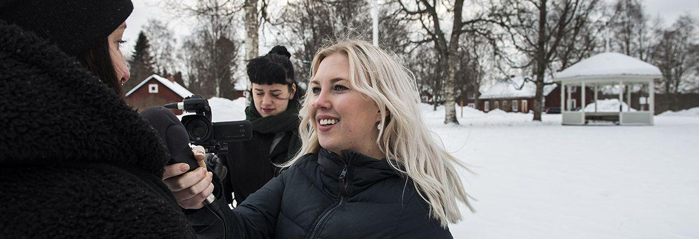 Journalistbrist i Umeå