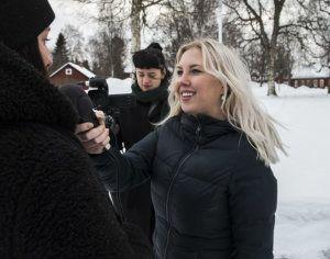 brist på journalister i Umeå