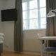 Vandrarhem Umeå med tv på rummet
