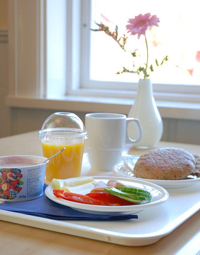 Vandrarhem med frukost