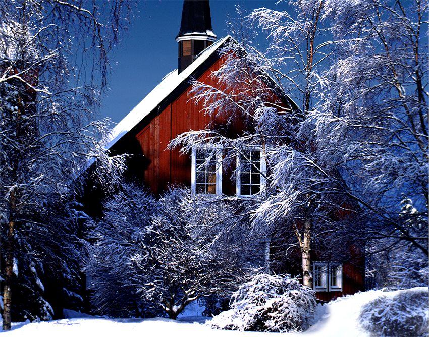 Jul på Strömbäcks