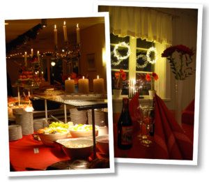 Traditionellt julbord