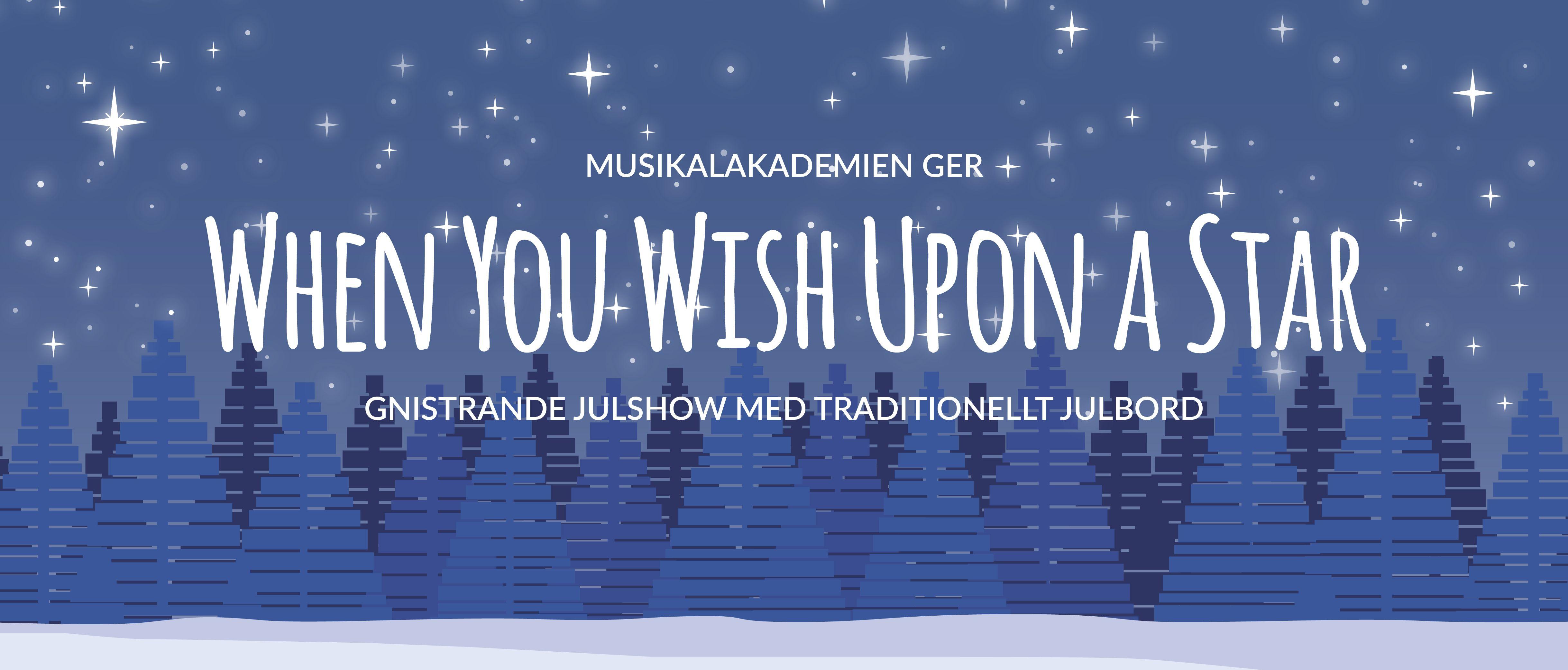 Julshow med Musikalakademien
