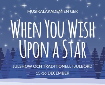 julshow och julbord